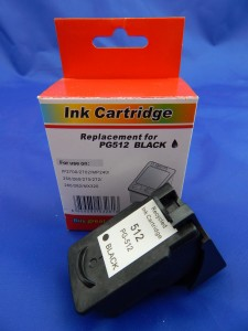 Zamiennik do Canon PG 512 black