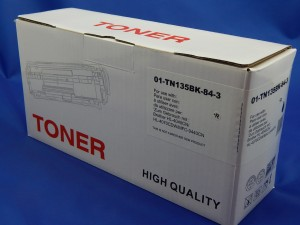 Zamiennik toner Brother TN-135 BK black (czarny)