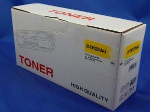 Zamiennik toner Brother TN-135 Y yellow (żółty)
