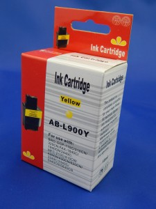 Zamiennik do Brother LC 900 yellow